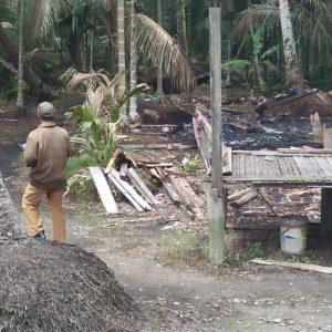 Parit Abak Karya Bhakti Desa Teluk Pulai Raya Kec. Seberang Kota
