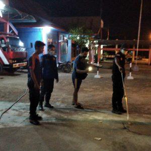 Evakuasi Ular Di Jl. Prof.Dr.Sri Sudewi