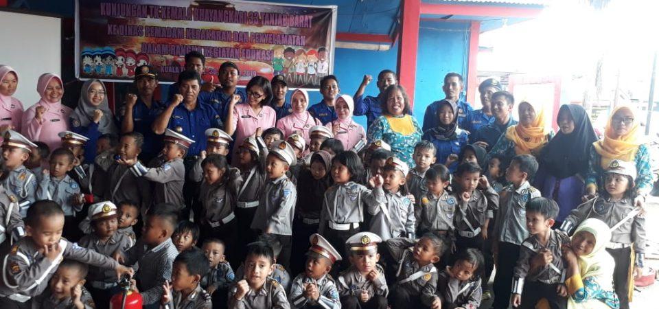Kunjungan TK Kemala Bhayangkari 33