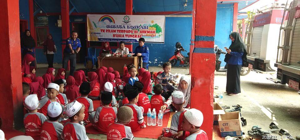 Kunjungan TK Islam Al-Hikmah